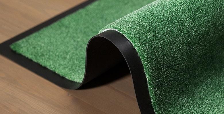 какой придверный коврик лучше выбрать вельвет про